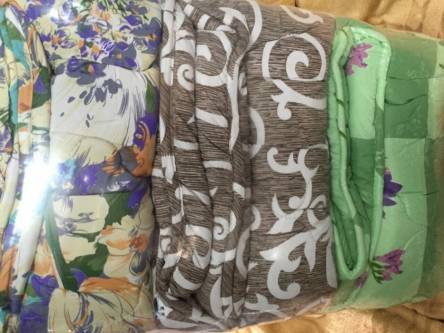 Фото  товара Полуторное одеяло микрофибра