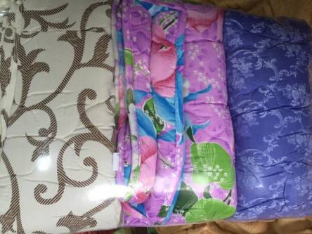 Полуторное одеяло микрофибра - фото 5