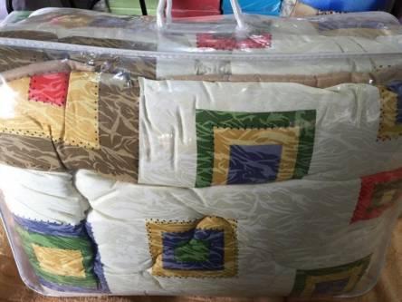Полуторное одеяло овечья шерсть - фото 5