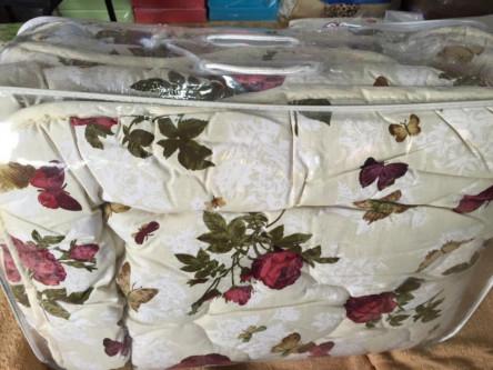 Полуторное одеяло овечья шерсть - фото 2