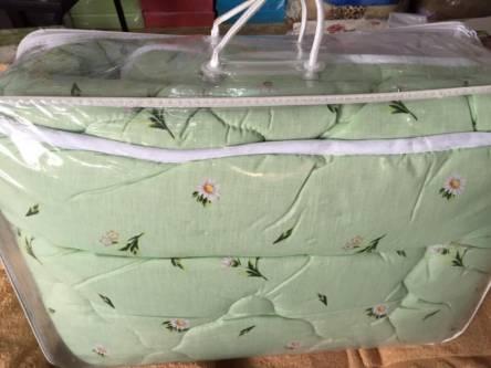 Полуторное одеяло овечья шерсть  - фото 9