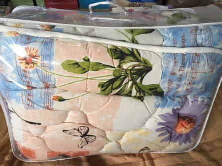 Полуторное одеяло овечья шерсть - фото 10