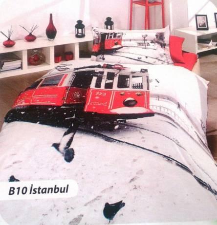 Постельное бельё 3D Янгер полуторка - фото 10