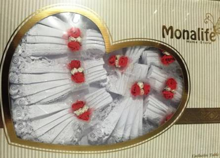 Скатерть Monalife с салфетками - фото 1