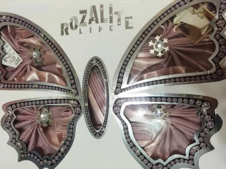 Фото  товара Скатерть с салфетками Rosalite