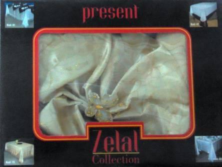 Фото  товара Турецкая скатерть с салфетками Zelal
