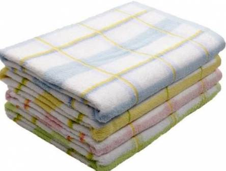 Фото  товара Венгерские полотенца Клетка