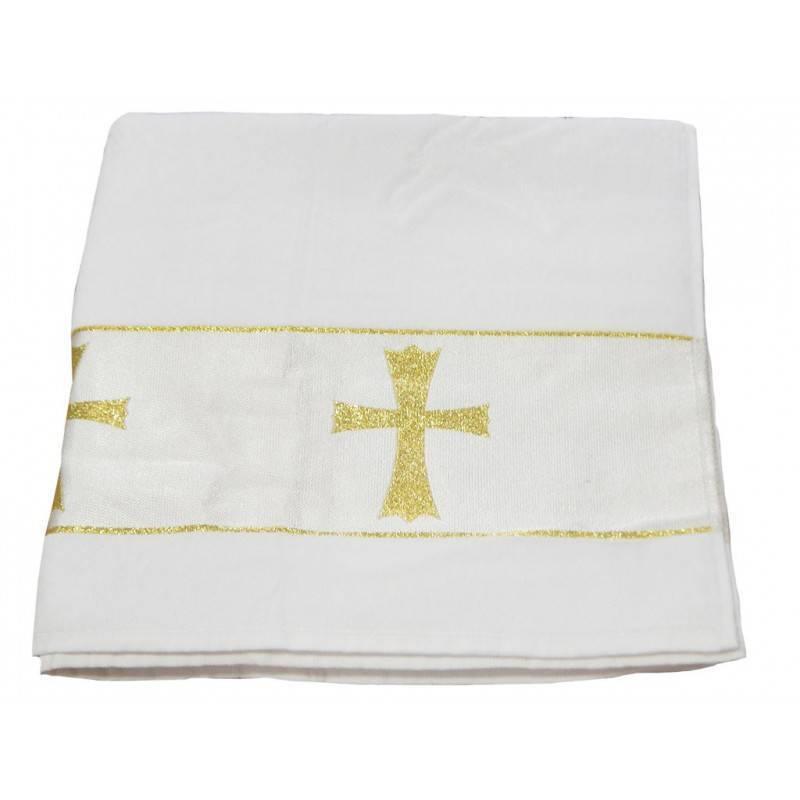 Полотенце для крещения - что нужно о нем знать?