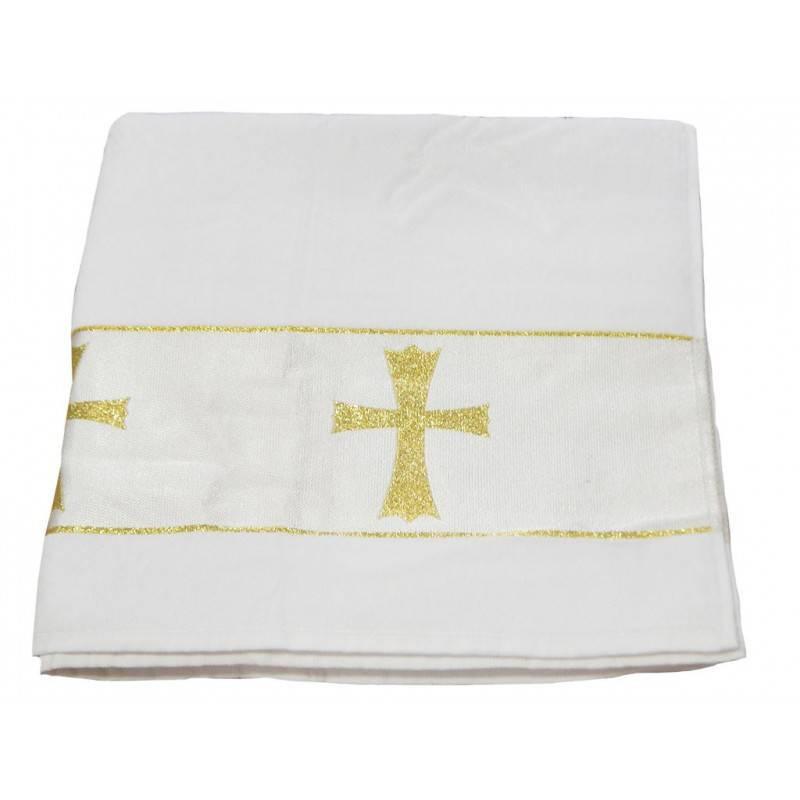Рушник для хрещення - що потрібно про нього знати?