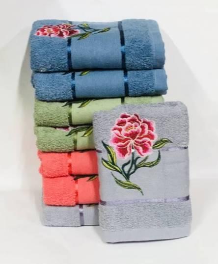 Полотенца Роза  - фото 1