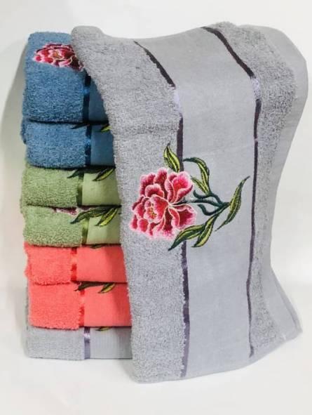 Полотенца Роза  - фото 2