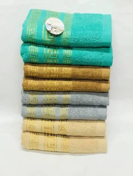 Полотенца Версаче Золото - фото 2