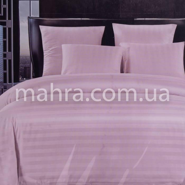 Комплект постельного белья сатин полоска