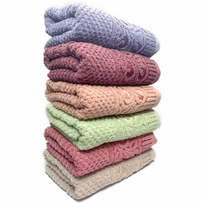 Банные полотенца в набоеі