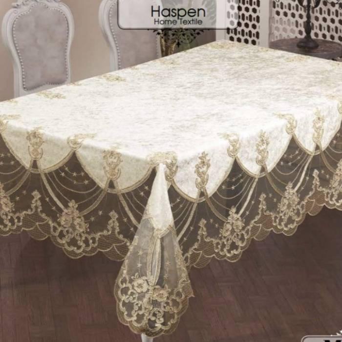 Красивая скатерть на стол
