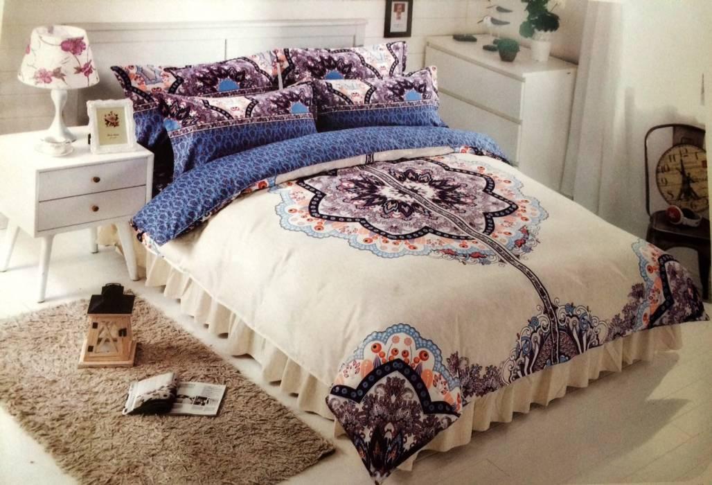 Турецкое постельное белье двуспальное